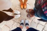 Чисти обувки по пътя към успеха. Грижа за кожени обувки