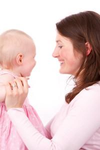 Майка, която гонори на дъщеря си