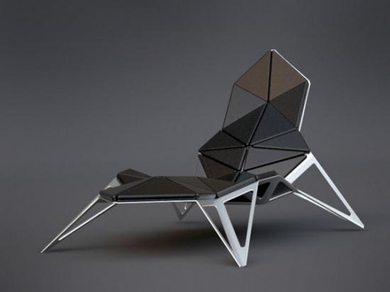 Футуристичен стол