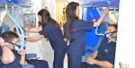 Какво представлява барокамерата, в която се извършва лечението с кислород?