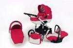 Характеристики, на които да обърнете внимание при избора на бебешка количка