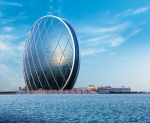 Кръгъл небостъргач в Абу Даби
