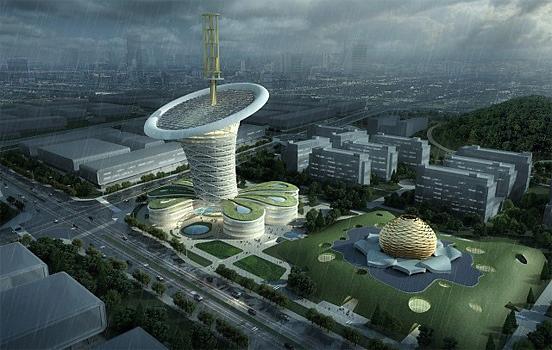 energiina sgrada v Kitai